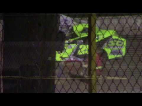 Ransomville Speedway Sportsman Crash 8-21-17