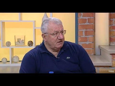 Dr Seselj o izborima u RS, sukobu sa Covicem i Biljani Plavsic - DJS - (TV Happy 05.10.2018)