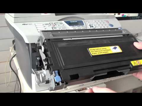 Brother MFC-7420 Printer Windows 7 64-BIT