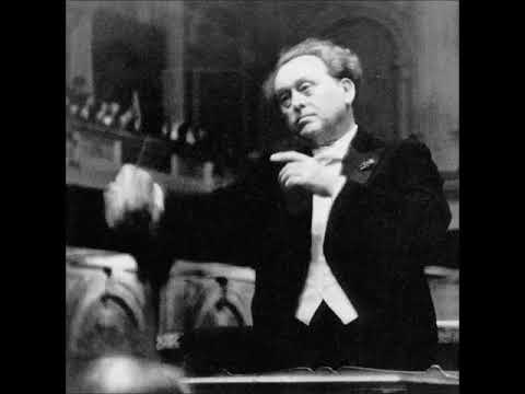 Brahms Symphony No.3 , Op.90 (Willem Mengelberg 1931)