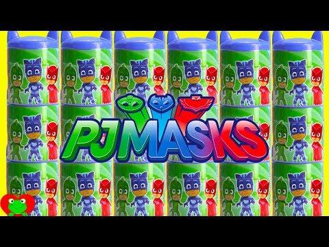 PJ Masks Headquarters Surprise Capsules