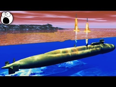 Top 10 Declassified Nuclear Submarine Design Secrets