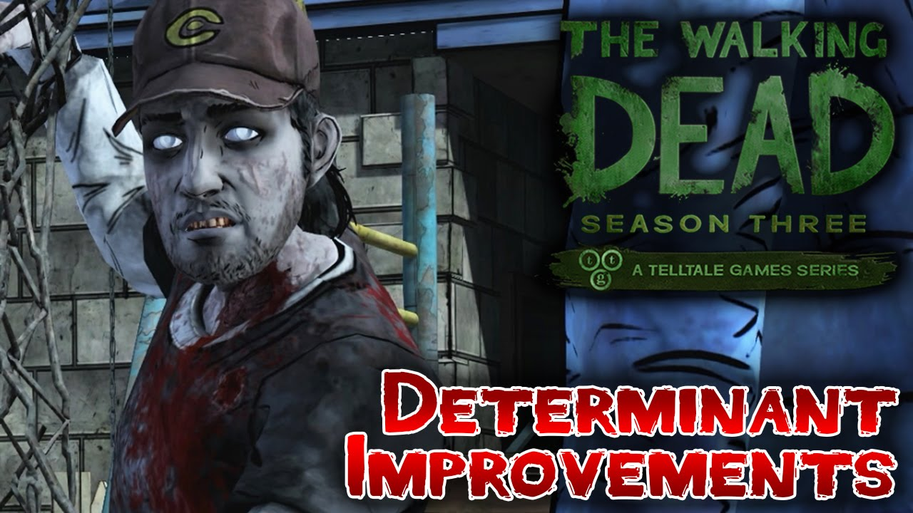 The Walking Dead Season 2 Discussion Determinant Characters Improvements For Season 3