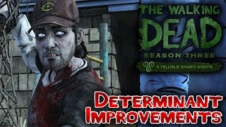 The Walking Dead Season 2 Discussion - Determinant Characters & Improvements For Season 3(Talking about some of the determinant characters that are in The Walking Dead Season 2! Don't forget to Comment/Like/Subscribe ^--^ - InfernoKun Usual Intro ..., 2015-04-07T12:00:00.000Z)