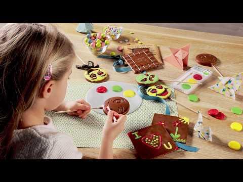 [TUTO] Tablettes de Pâques à décorer Le Comptoir de Mathilde
