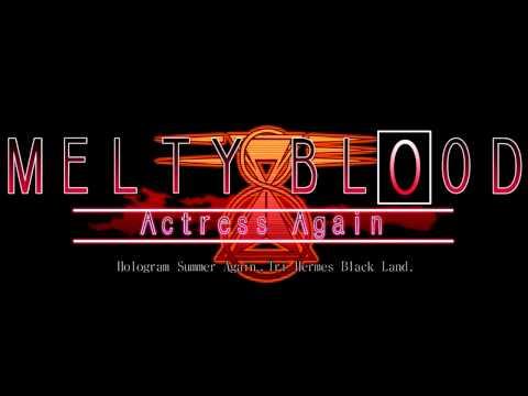 月隠れの間に - Melty Blood Actress Again Music Extended