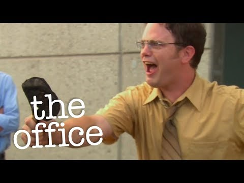 RYAN STARTED THE FIRE!  - The Office US