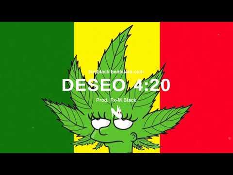 [FREE] Reggae Instrumental X 4:20 Riddim Type Beat 2018 - Deseo 4:20