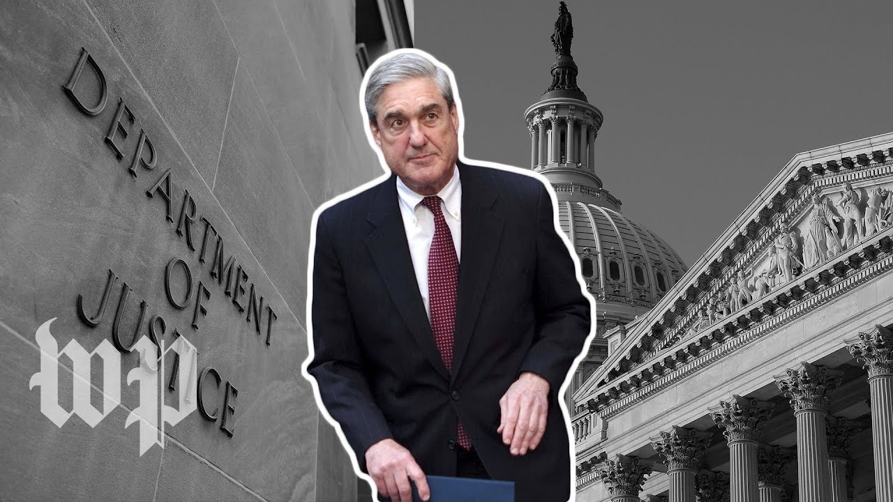 When Mueller finishes his report, what will the people be told?