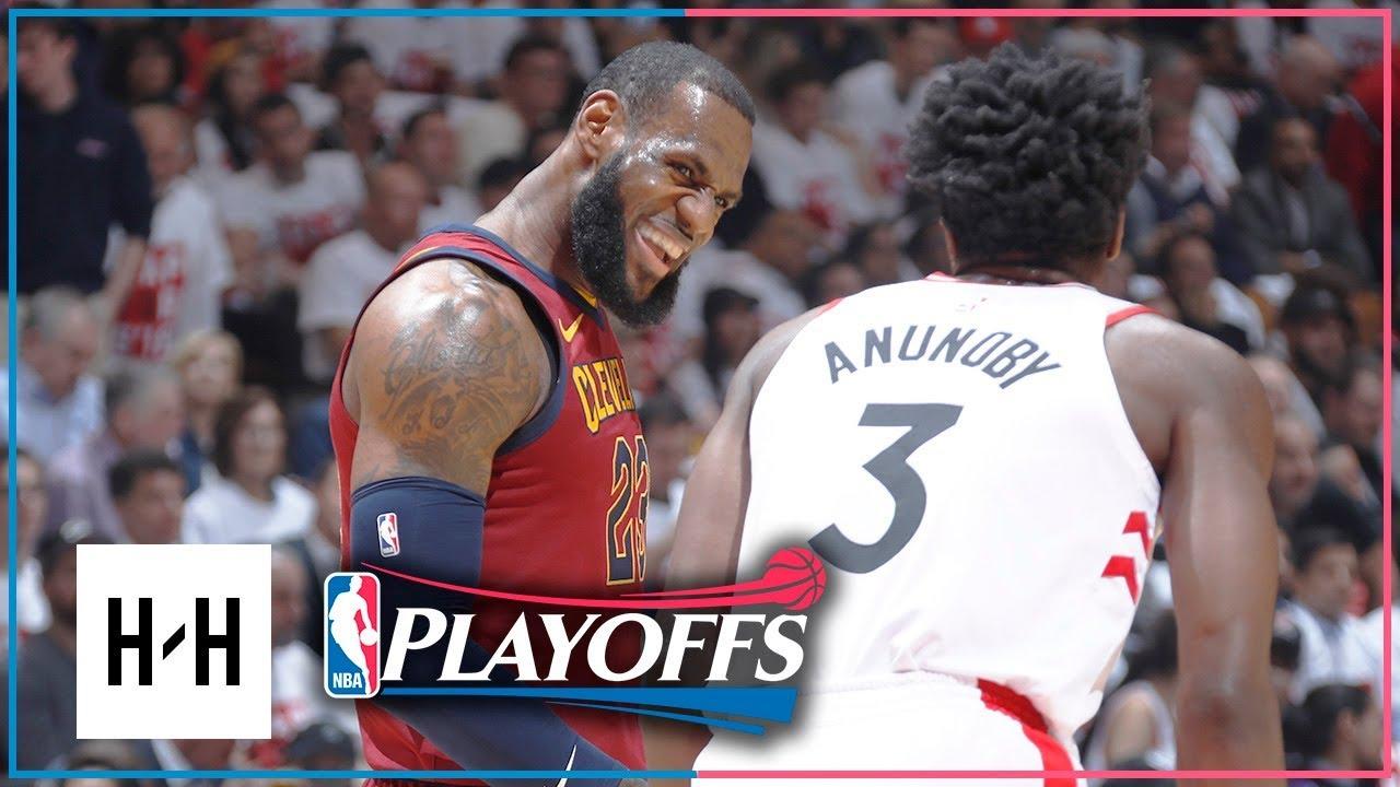 87f1c7ac040e Cleveland Cavaliers vs Toronto Raptors - Game 1 - Highlights