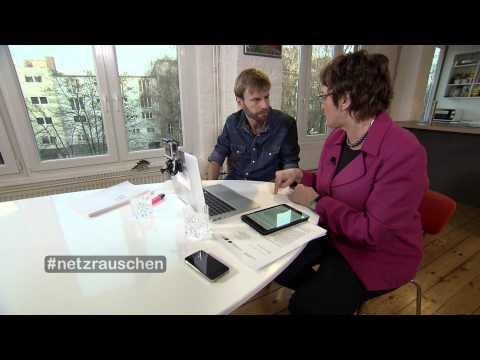 # Netzrauschen 22 Brigitte Zypries