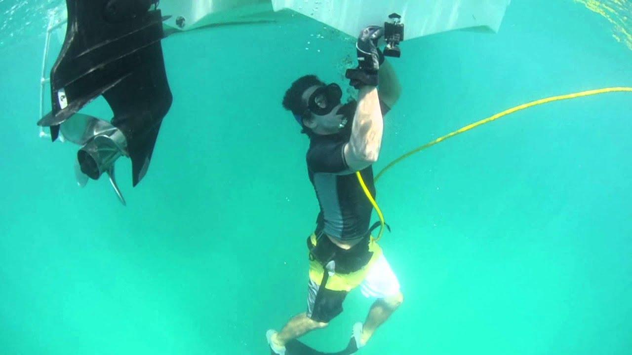 Mystery port solved--FINALLY!   Vintage Scuba Diving