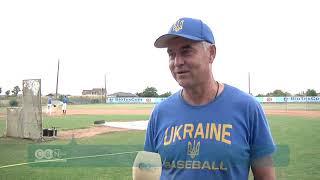Кропивницьких журналістів вчили грати у бейсбол професійні спортсмени