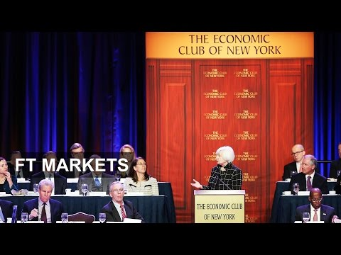 How Janet Yellen stabilized the markets | FT Markets