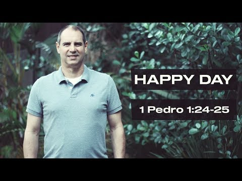 1Pedro 1:24-25