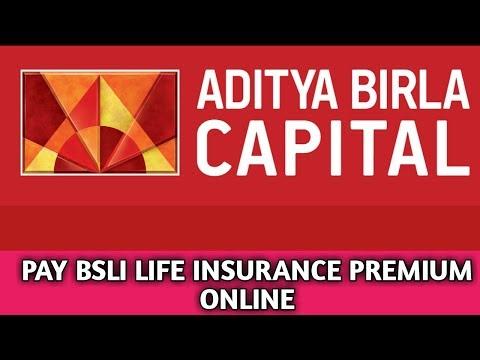 How To Pay BSLI Premium Online