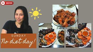 Sunday, No Diet Day!