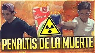 FIFA 16 | PENALTIS DE LA MUERTE CON MI HERMANO