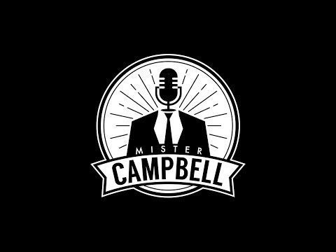 Welcome: Mister Campbell Blog