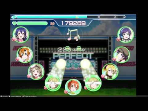 Love Live! School Idol Festival - Futari Happiness - Expert - FULL COMBO