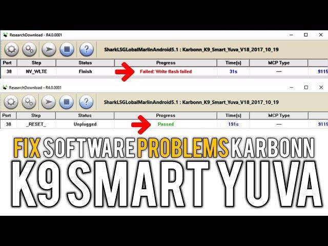 How to Flash Karbonn K9 Smart Yuva Deeply Explain | Hindi