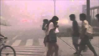 Japan Volcano Ash Coats Kagoshima City (Raw Video)