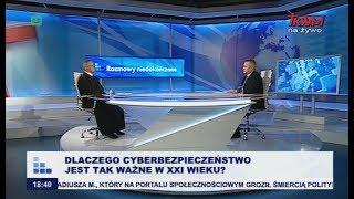 Rozmowy niedokończone: Dlaczego cyberbezpieczeństwo jest tak ważne w XXI wieku? cz.I