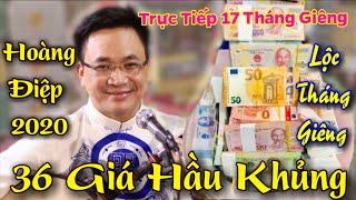 36 Giá Hầu Khủng . Dâng Văn Hoàng Điệp Quan Thầy Trần Thanh Hải (Tp Sầm Sơn)P1