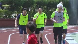20180518創校50週年運動會-16教職員工組800公尺決賽