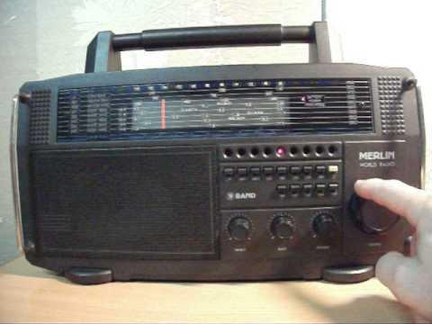 Радиоприёмник Merlin