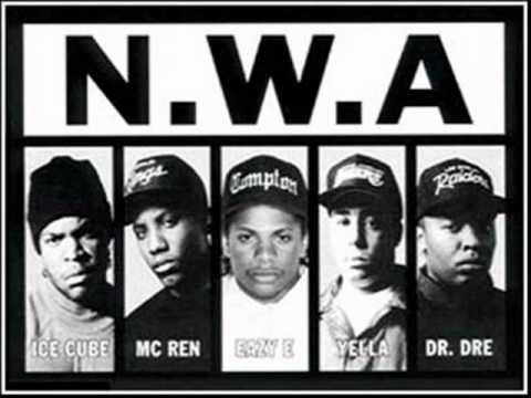 NWA Gangsta Gangsta Lyrics