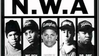 N.W.A Gangsta Gangsta Lyrics