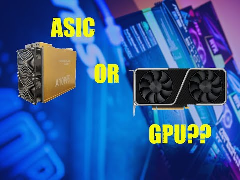 ASIC Or GPU?? BUYER BEWARE!