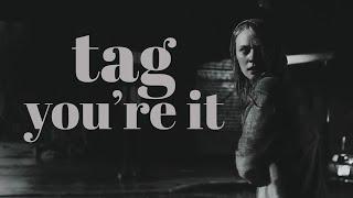Tag, you're it || Karen/Nogitsune