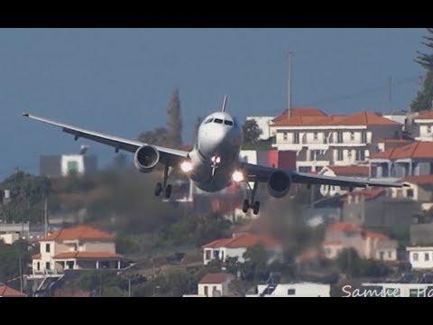 Cliff Bennett - Plane Makes CRAZY Landing!