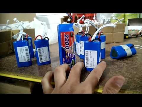 Fpv-power lithium ion battery for rc  fpv planes