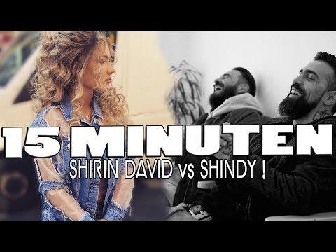 15 Min Ansage: SHIRIN DAVID feuert gegen SHINDY 💔 SHINDY wird so wie BUSHIDO ?!