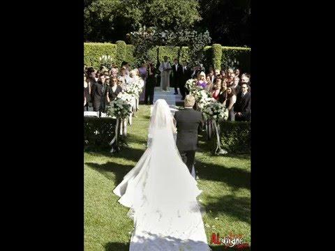 avril lavigne's wedding