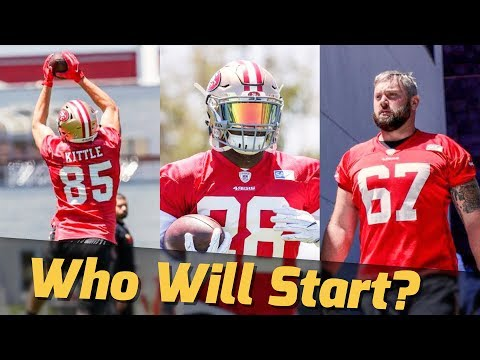 LIVE! 49ers Fans Weekly: 2017 Minicamp Carlos Hyde Wants To Start!