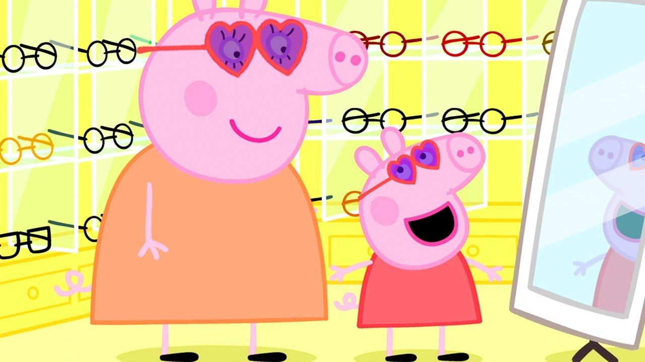Peppa Pig en Español Episodios completos | Los anteojos | Pepa la cerdita