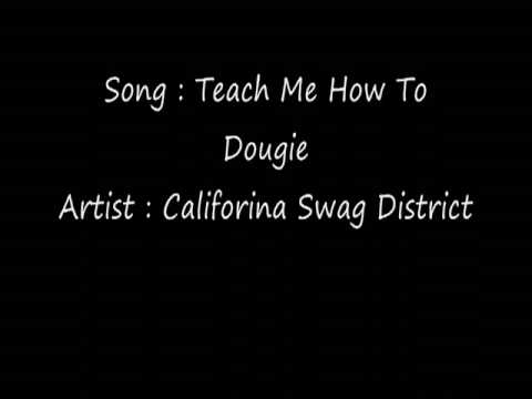 teach me how to dougie remix ringtone
