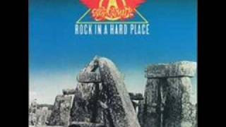 08 Rock In A Hard Place Cheshire Cat Aerosmith 1982 Rock In