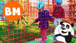 ВМ: Дети в Пандапарке Митино | Kids in PandaPark Mitino