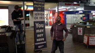 Man Claimed to be God - Brisbane Evangelism 28 June 2014