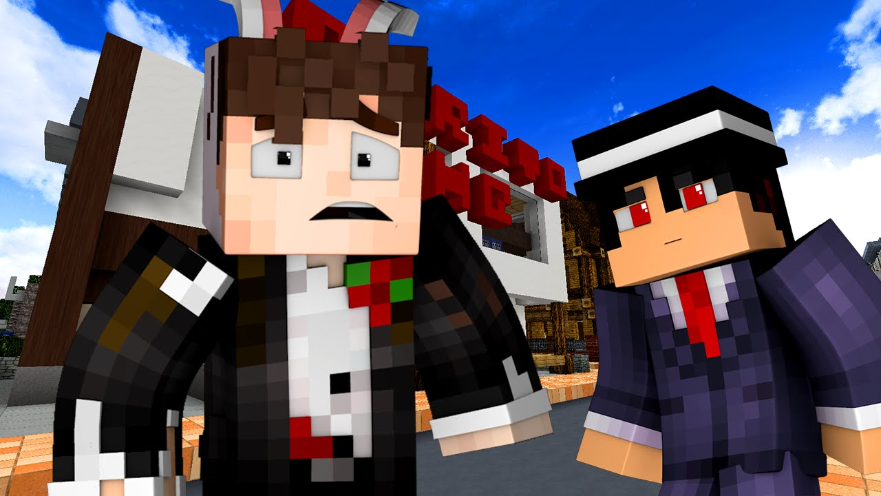 Yandere High School - THEY ARE WATCHING US! (Minecraft Roleplay ...