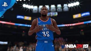 NBA 2K19 MyTEAM - Kevin Durant 20th Anniversary Packs | PS4