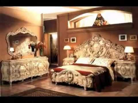 DIY Victorian bedroom decor ideas - YouTube