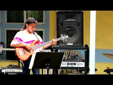 Mary Law Private School Rock Band |  Can't Stop the Feeling