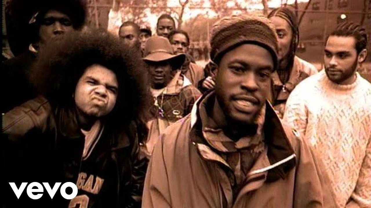 The Roots - What They Do (No Subtitles) - YouTube