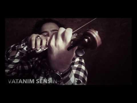 Vatanım Sensin Dizi Müziği - Keman